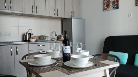 Aneks kuchenny w Apartamencie m.102 w Batumi